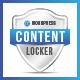Wordpress Content Locker