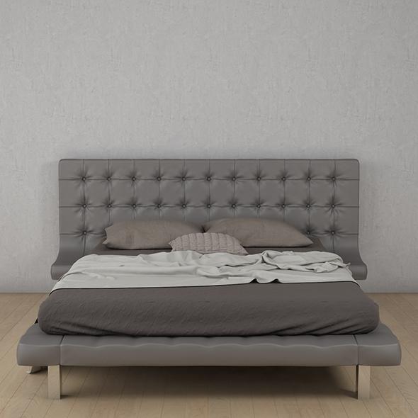 Bed Bolzan Star Vip - 3DOcean Item for Sale