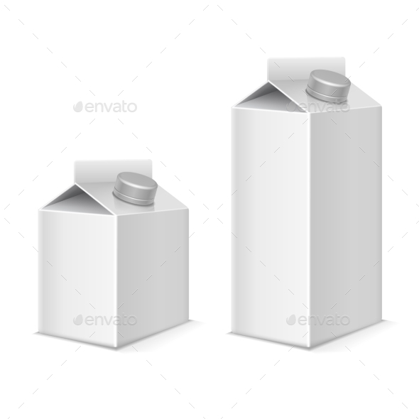 Paper Milk and Juice Product Carton Pack Containers