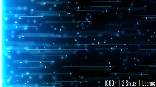 Tiivistelmä futuristinen Sci-Fi - teknologia Taustat Motion Graphics