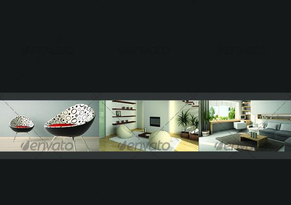 Interior Design Catalog by Carlos291990 | GraphicRiver