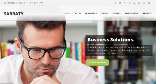 Best Business WordPress Themes in 2016