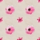 Seamless Pattern With Briar Roses