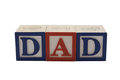 Wood Blocks Dad - PhotoDune Item for Sale