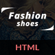 Fashion Shoes - eCommerce Shoe Template