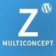 ZurApp - Multipurpose App & SaaS Showcase WordPress Theme
