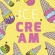 Ice Cream Menu Poster VI