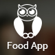 HungryBird - Food Order App UI Kit