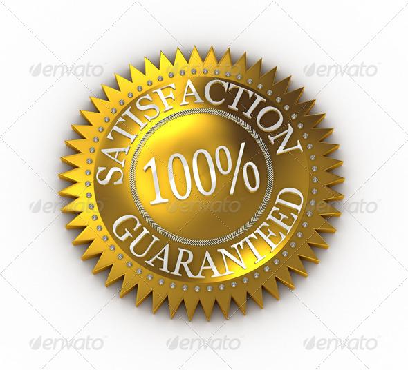 PhotoDune Satisfaction Guaranteed 1666101