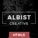 ALBIST - Creative Multipurpose HTML5 Template