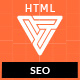 Infinit - High Performance HTML SEO Template