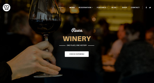 Awesome Joomla Restaurants Templates