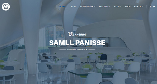 Trending Joomla Restaurants Web Templates for 2016