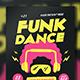 Funk Dance Flyer