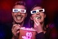 entertaining cine with popcorn