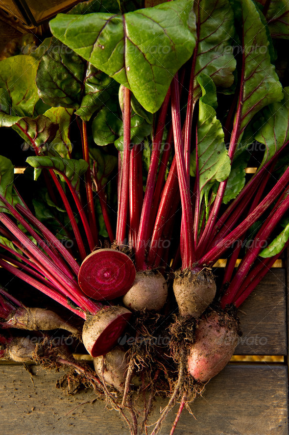 Close up of Beets - Stock Photo - Images