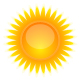 Sun icon - GraphicRiver Item for Sale