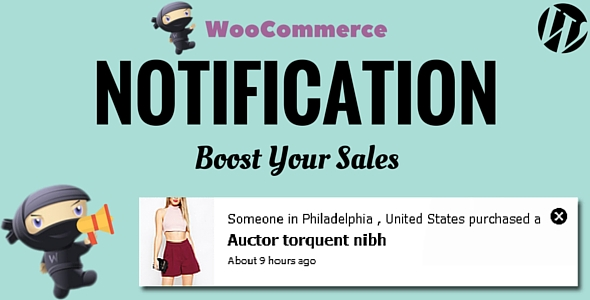 WooCommerce Notification – Boost Your Sales