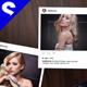 Simple fashion Instagram blog promo