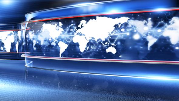 Virtual set C - Technology Taustat Motion Graphics