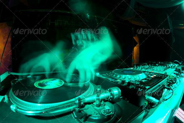 PhotoDune dj ghost 1657235