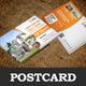 Multipurpose Postcard Design