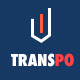TRANSPO - Logistic & Transport PSD Template