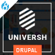 Universh - MultiPurpose Drupal 8 Theme