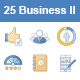 Business II Color Vector Icons
