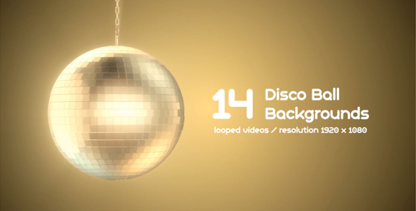 Download 14 Disco Ball Backgrounds nulled download