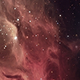 8 Space Nebula Backgrounds