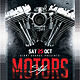 Motors Flyer Template