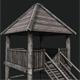 Viking Guard Tower