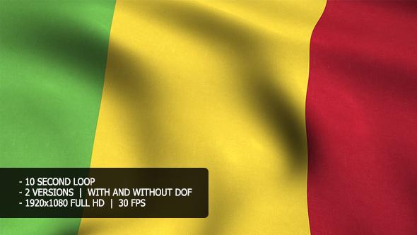 Mali Lippu Tausta - Taustat Motion Graphics