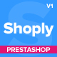 Shoply - Responsive Prestashop 1.6 Theme