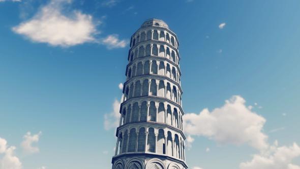 Torni - 3D, Object Taustat Motion Graphics