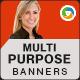 Multi Purpose Banners