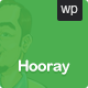 Hooray - Premium WordPress Blog Theme