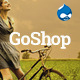 GoShop - Multipurpose Commerce Drupal Theme