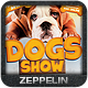 Dog Show Flyer Template