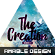 The Creation Church Flyer/Poster