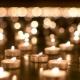 Candles Slowly Burning Up