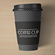 Coffee Cup Mock-Up