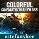 Colorful Cinematic Trailer CS5