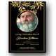 Funeral Program Template / Funeral Card -V077