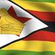Zimbabwe Flag Background