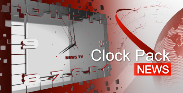 Download Broadcasting Clock Package nulled download