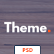 Theme Point - Business Agency PSD Template