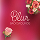 Rose Inspired Blurred Backgrounds