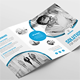 Simple Business Trifold Brochure